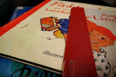 Mina favoritbarnböcker som liten
