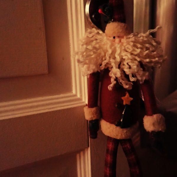 Att pynta för jul